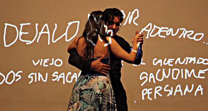 Tango de Patricia Zangaro